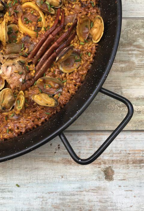 Sa Paella - Home Cooked Heroes